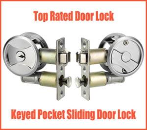 best pocket door locks