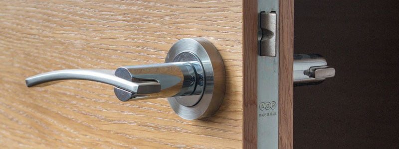 how to install a lock on a bedroom door