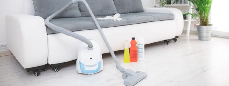Sanitizing Vacuum Cleaner: The DIY Solution