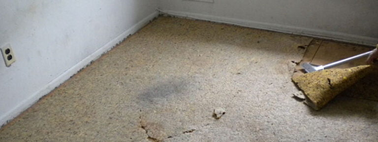How to Remove Carpet Pad Stains from Hardwood Floors?
